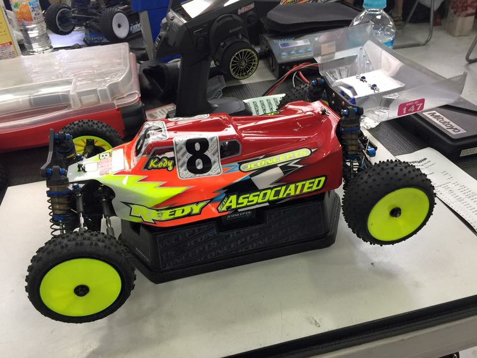Rc Buggy Body Paint Jobs